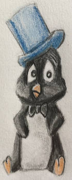 Playboy Penguin