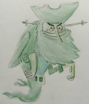 Flying Dutchman from SpongeBob by CaptainEdwardTeague