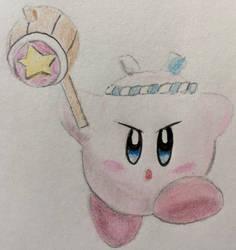 Hammer Kirby by CaptainEdwardTeague