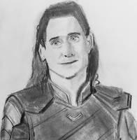Loki by CaptainEdwardTeague