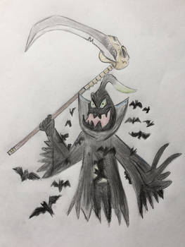 Gomess the Reaper (Majora's Mask)