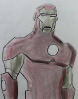 Iron Man by CaptainEdwardTeague
