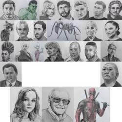 The Avengers Survivors