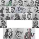 The Avengers Survivors by CaptainEdwardTeague
