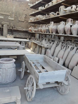 Pompeii Artifacts by CaptainEdwardTeague