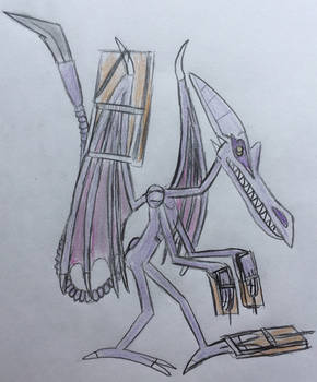 Ridley and MouseTraps