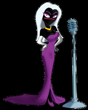 Martian Queen Singing