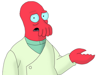 Dr. Zoidberg by CaptainEdwardTeague