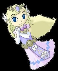 Zelda Spirit
