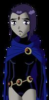 Raven Depressed