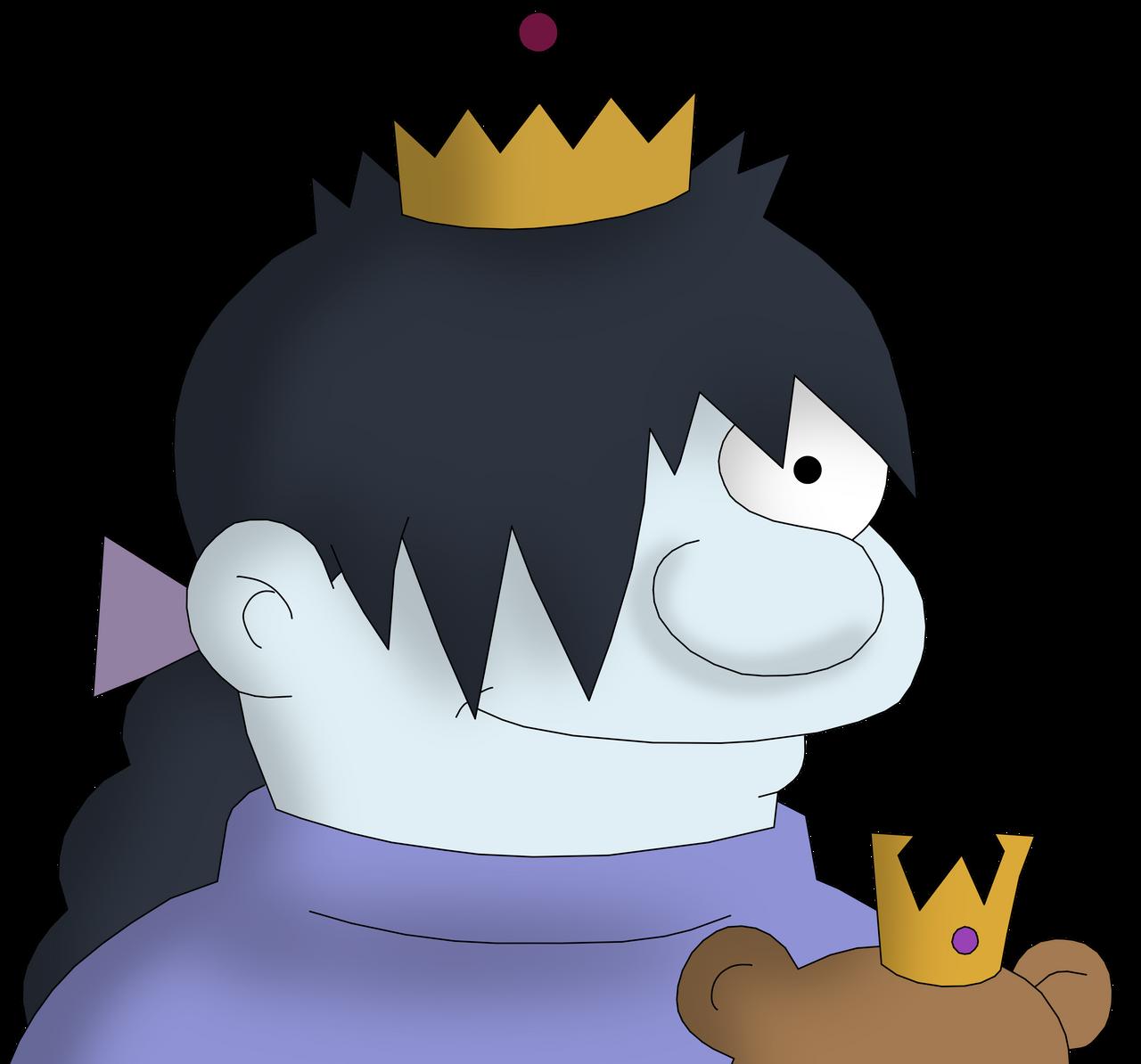Prince Derek from Disenchantment by CaptainEdwardTeague on DeviantArt