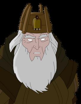 Hodr Survivor of Ragnarok