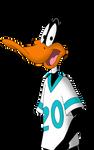 Duck Dodgers Water Boy