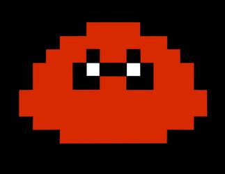 Red Bit Sprite