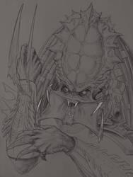 Predator (WIP) by Sunglasses-afterDARK