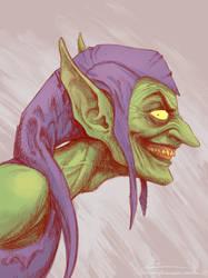 Green Goblin by Sunglasses-afterDARK