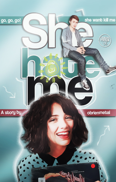 Book Cover Wattpad Login ~ She hate me wattpad cover by obrienfthorxn on deviantart