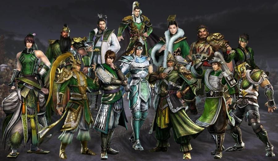 Men of Shu by FoxNangelXu Shu Wallpaper