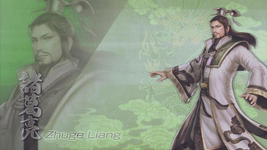 Wallpaper DW7 DLC - Zhuge Zhuge Liang Wallpaper