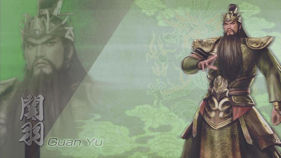 Dw7 Guan Yu
