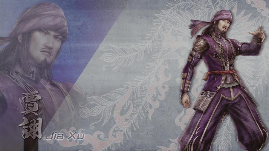Wallpaper DW7 DLC - Jia Xu by FoxNangel on DeviantArt
