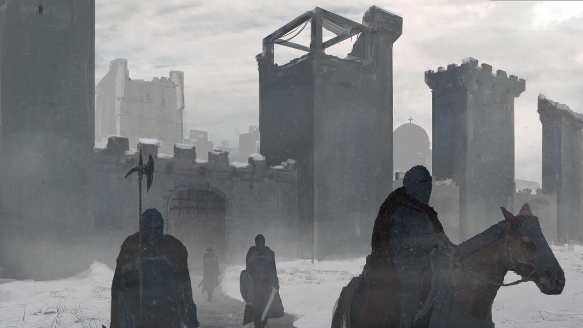 Rage of the winter by lefilsdesetoiles