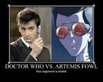 The Doctor vs. Artemis