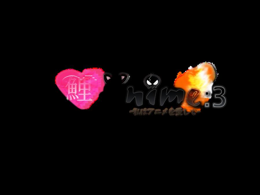 I Love Anime:Facebook Avatars + Logo
