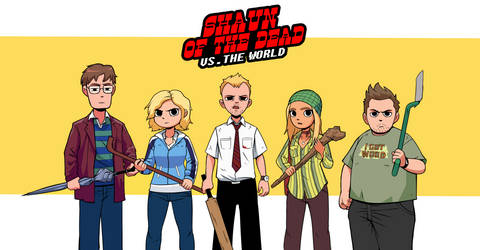 Shaun of the Dead vs. The World