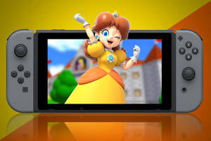 Princess Daisy for Main Game Request by IvanRicardoV