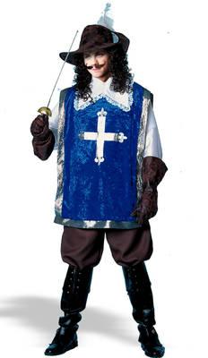 Logan Lerman as musketeer