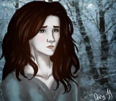 Hermione by ribkaDory
