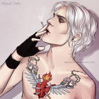 Prince David by ribkaDory