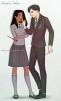 Commission - Tom Riddle
