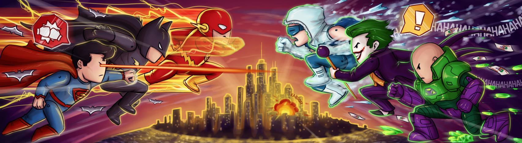Scribblenauts Unmasked by ribkaDory