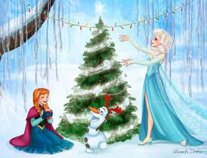 Christmas in Arendelle
