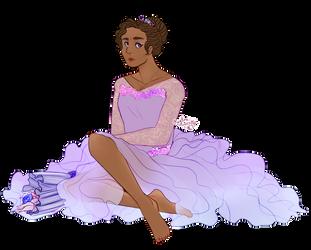 Wedding Dress by DaBlueNinjaz