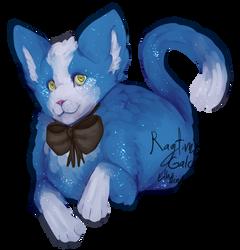 Sparkle Cat by DaBlueNinjaz