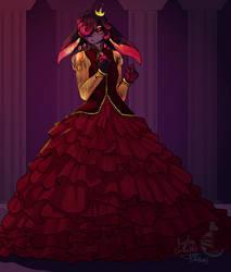 Queen Remilla by DaBlueNinjaz