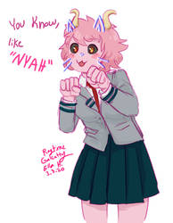 Mina Would Do That