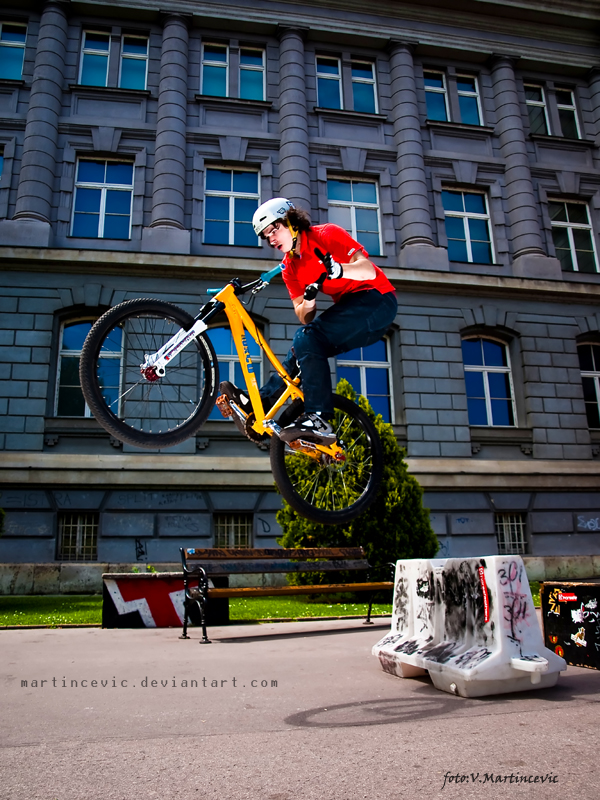 Barspin by Martincevic