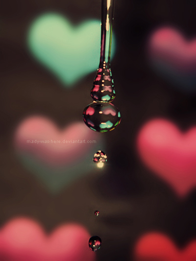 Water Hearts by Mady-Was-Here