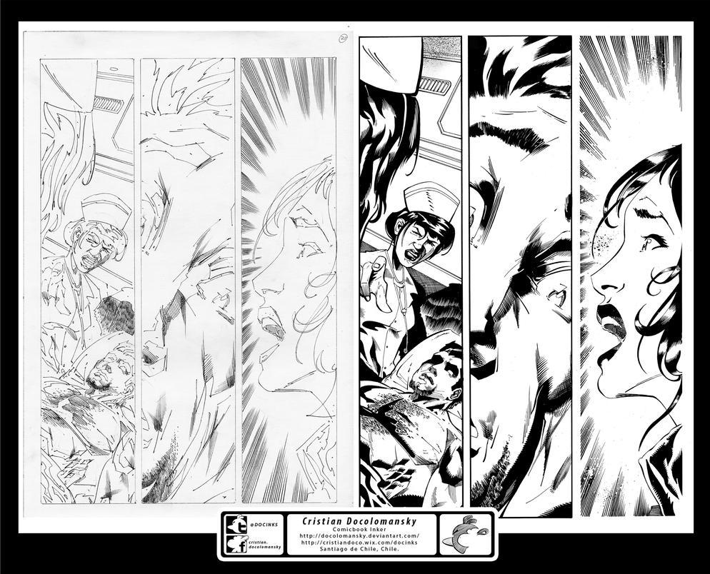 Tear 02 Page 21 inks by Docolomansky