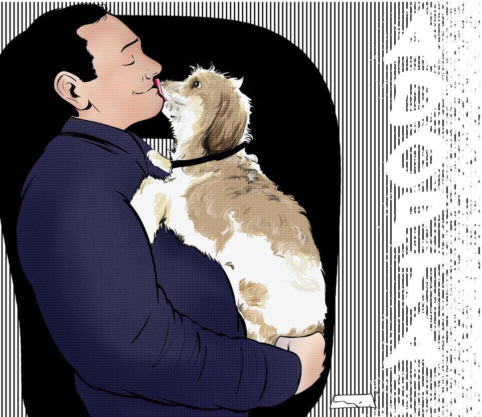 ADOPT A DOG by Docolomansky