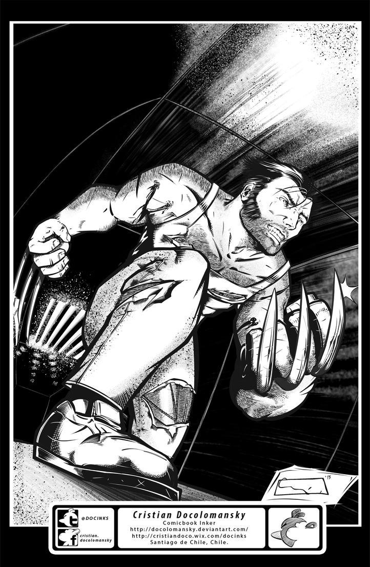 Wolverine 2 by Docolomansky