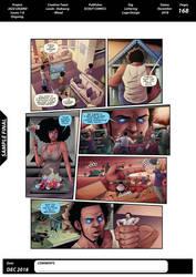 Jazz Legend - Lettering - Scout Comics by Docolomansky