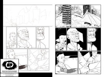 Zinnober Issue 7 Interior Page