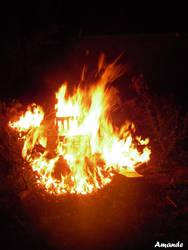 Fire by A-M-A-N-D-E