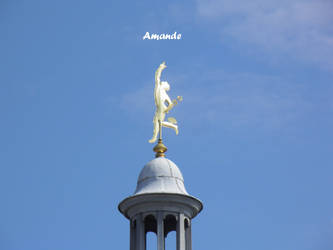 I believe i can touch the sky by A-M-A-N-D-E