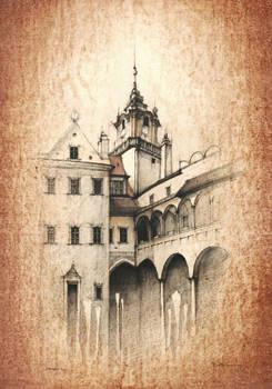 BRATISLAVA The Old City Hall - PAVEL FILGAS ART